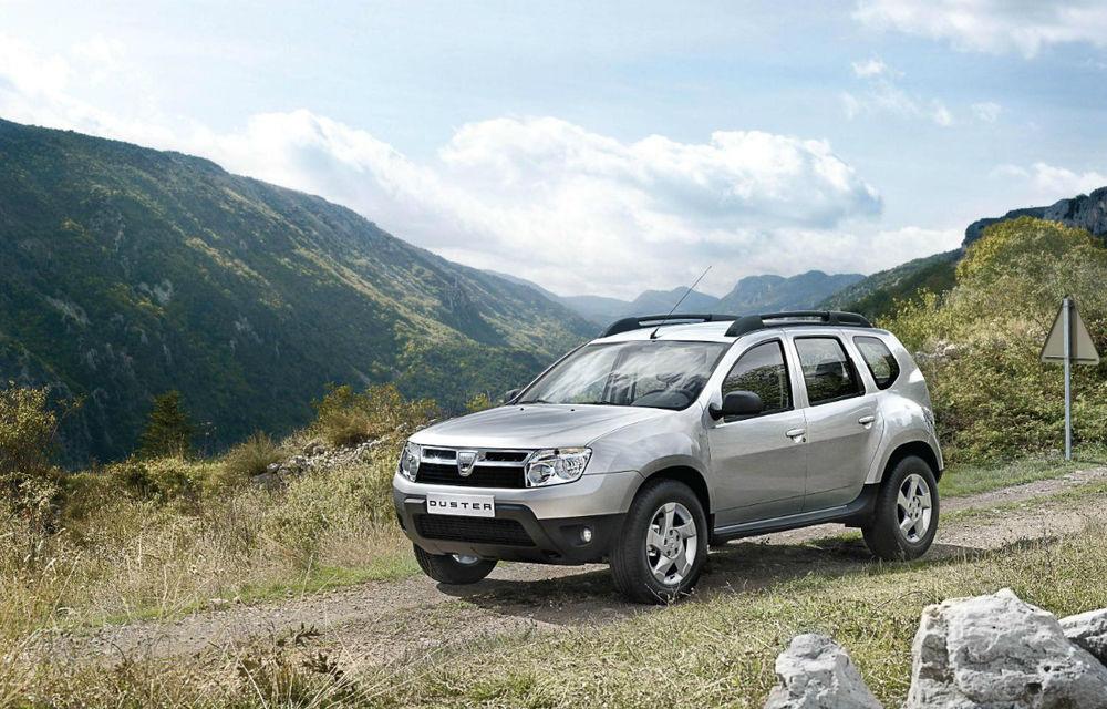 Marea Britanie: Dacia Duster îşi păstrează 34% din valoare după trei ani - Poza 1