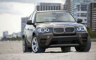 Românii preferă SUV-urile BMW: două din trei modele BMW sunt din gama X