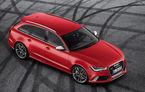 Audi RS6 Avant Plus va deveni cel mai puternic break de serie al germanilor
