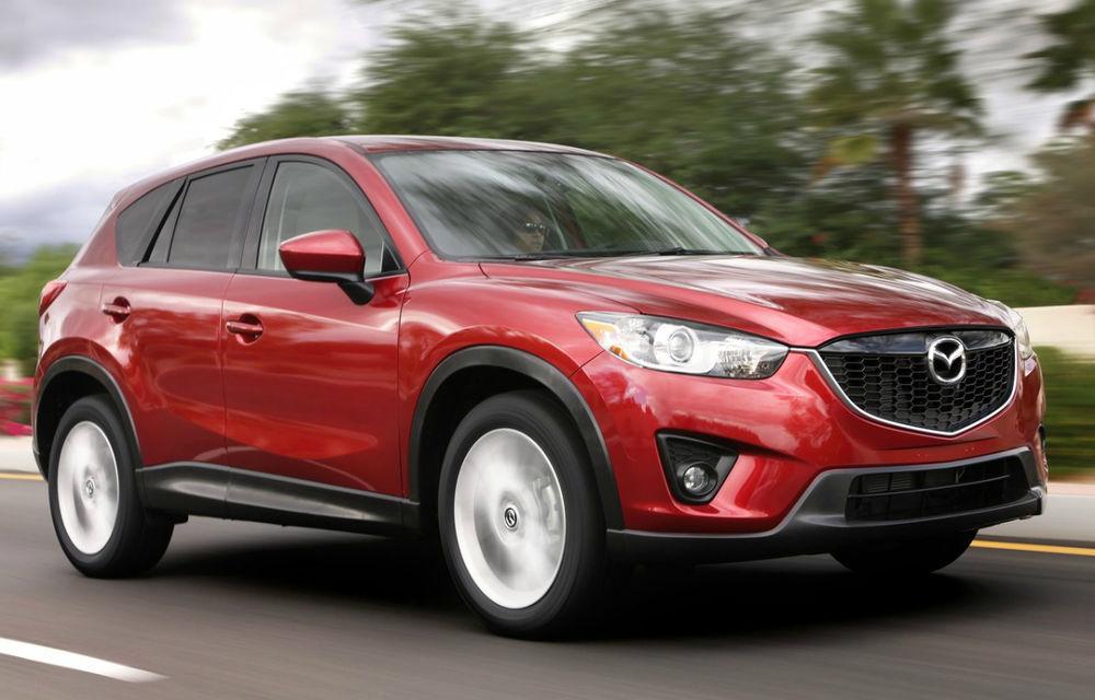 Mazda va obţine profit pentru prima dată în ultimii cinci ani datorită lui CX-5 - Poza 1