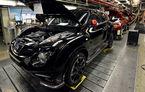 Nissan Juke Nismo a intrat în producţie