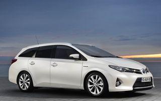 Toyota aduce la Geneva Auris break, noul RAV4 şi conceptul i-Road