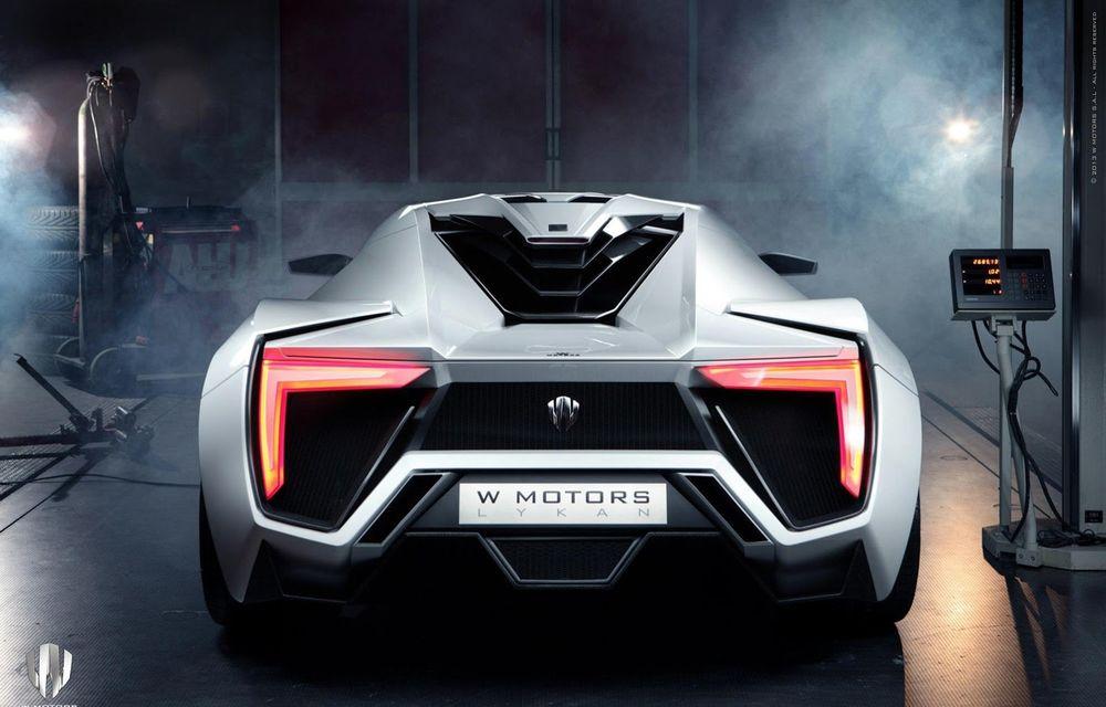 Arabii au lansat un supercar de 3.4 milioane de dolari: Lykan Hypersport - Poza 3