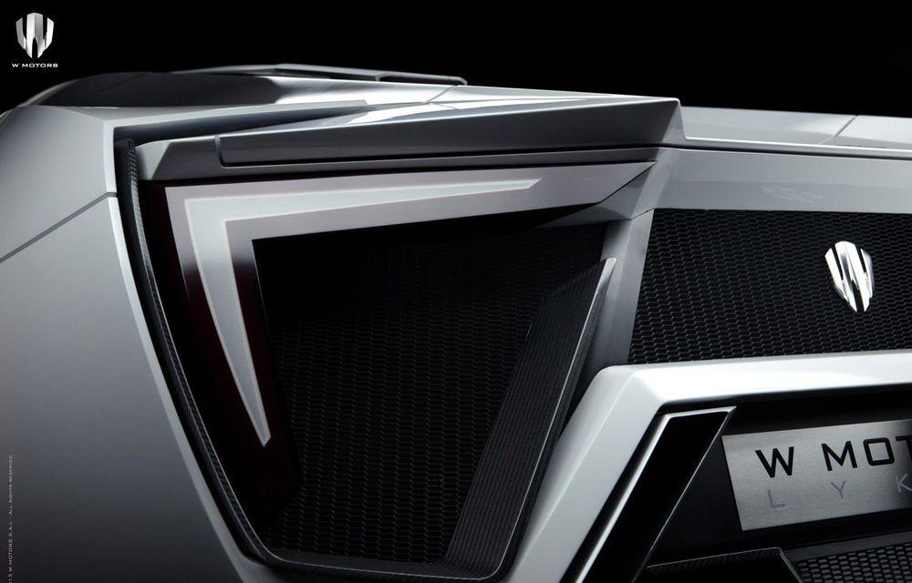 Arabii au lansat un supercar de 3.4 milioane de dolari: Lykan Hypersport - Poza 7
