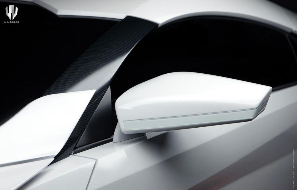Arabii au lansat un supercar de 3.4 milioane de dolari: Lykan Hypersport - Poza 14