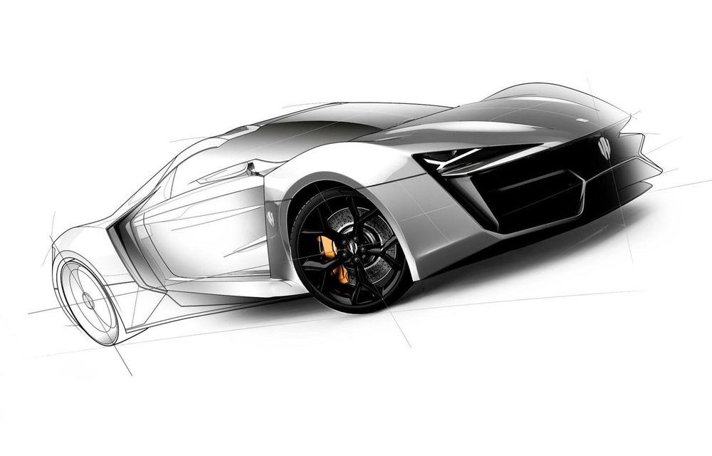 Arabii au lansat un supercar de 3.4 milioane de dolari: Lykan Hypersport - Poza 20