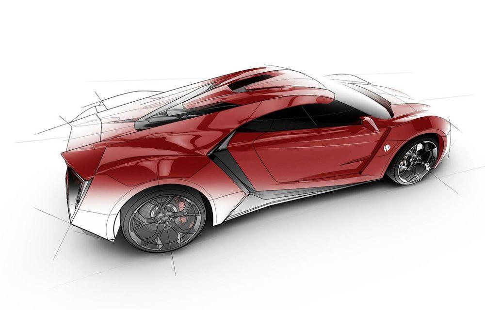 Arabii au lansat un supercar de 3.4 milioane de dolari: Lykan Hypersport - Poza 19