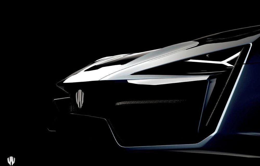 Arabii au lansat un supercar de 3.4 milioane de dolari: Lykan Hypersport - Poza 31