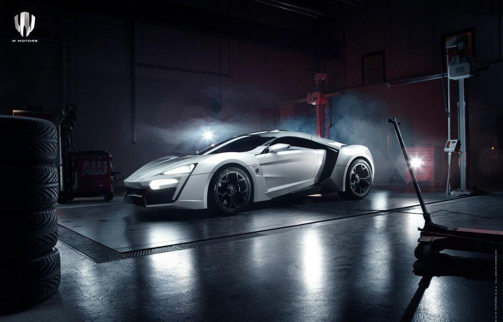 Arabii au lansat un supercar de 3.4 milioane de dolari: Lykan Hypersport - Poza 17