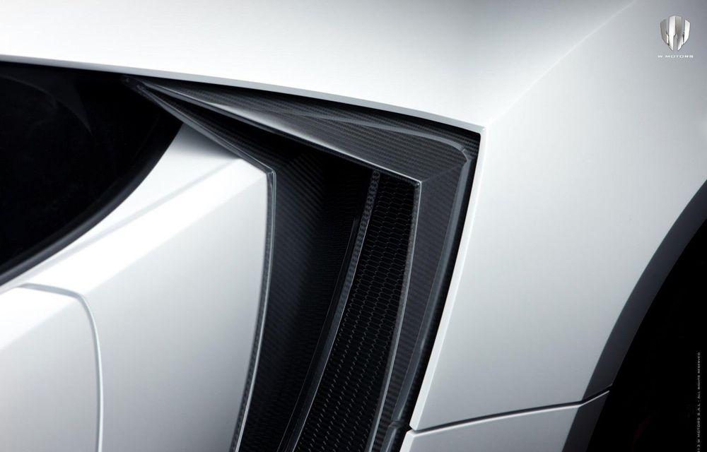 Arabii au lansat un supercar de 3.4 milioane de dolari: Lykan Hypersport - Poza 11