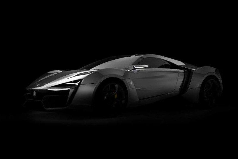 Arabii au lansat un supercar de 3.4 milioane de dolari: Lykan Hypersport - Poza 25