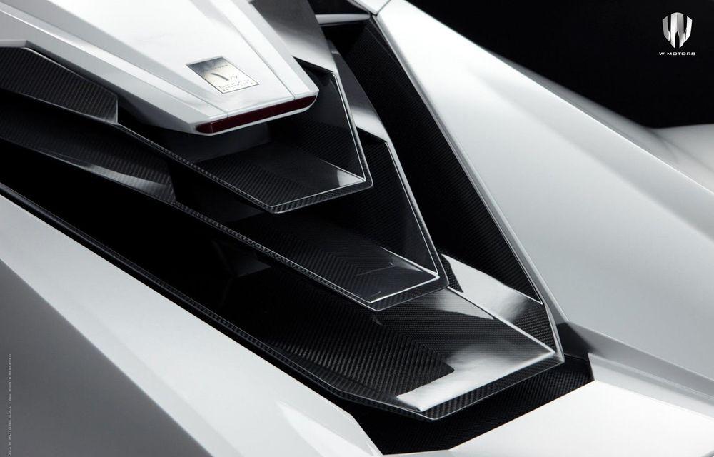 Arabii au lansat un supercar de 3.4 milioane de dolari: Lykan Hypersport - Poza 8