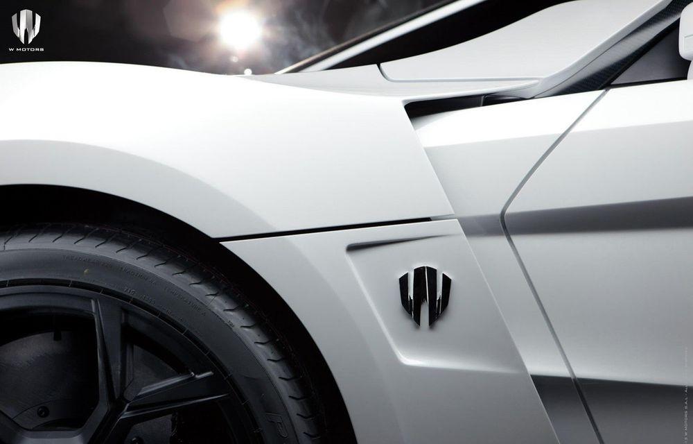 Arabii au lansat un supercar de 3.4 milioane de dolari: Lykan Hypersport - Poza 13