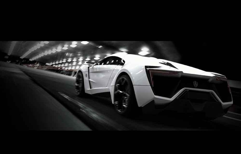 Arabii au lansat un supercar de 3.4 milioane de dolari: Lykan Hypersport - Poza 18