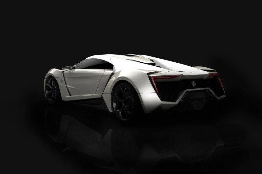 Arabii au lansat un supercar de 3.4 milioane de dolari: Lykan Hypersport - Poza 26