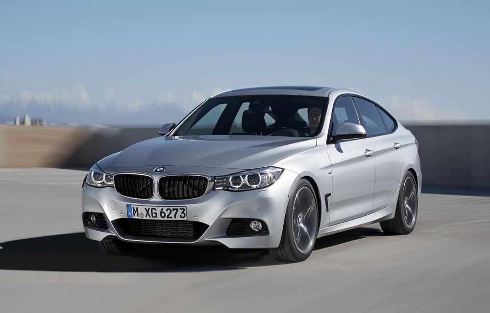 BMW Seria 3 Gran Turismo, imagini şi informaţii oficiale - Poza 29
