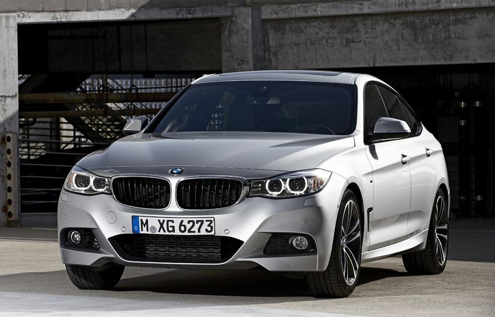 BMW Seria 3 Gran Turismo, imagini şi informaţii oficiale - Poza 42