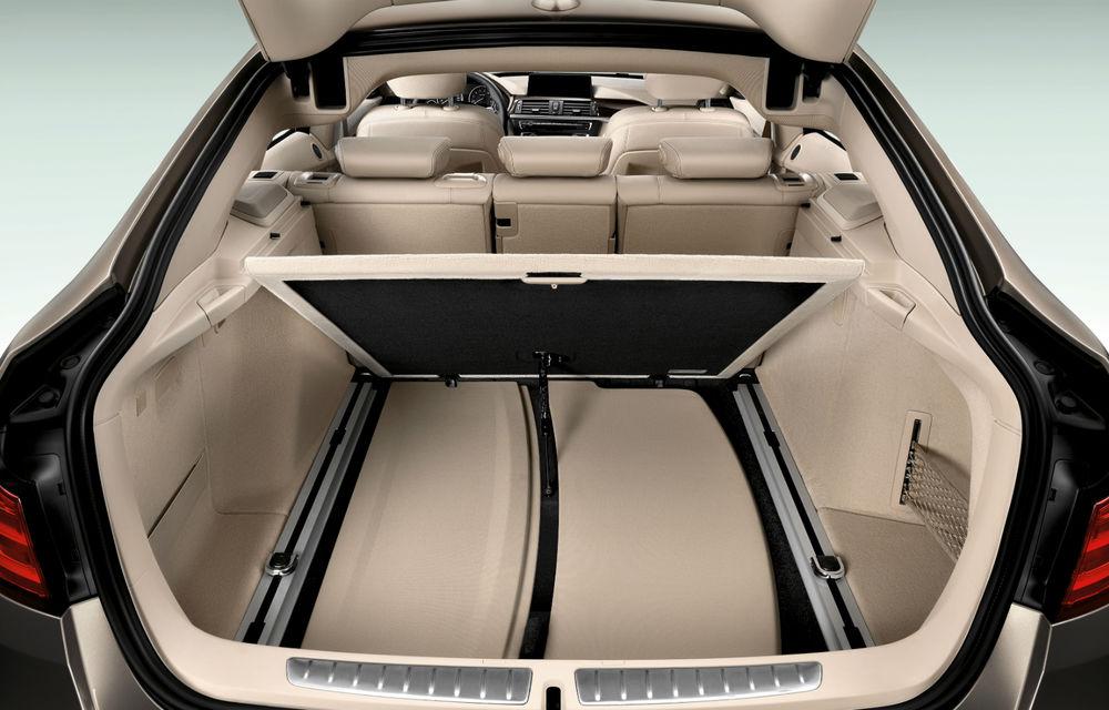 BMW Seria 3 Gran Turismo, imagini şi informaţii oficiale - Poza 15
