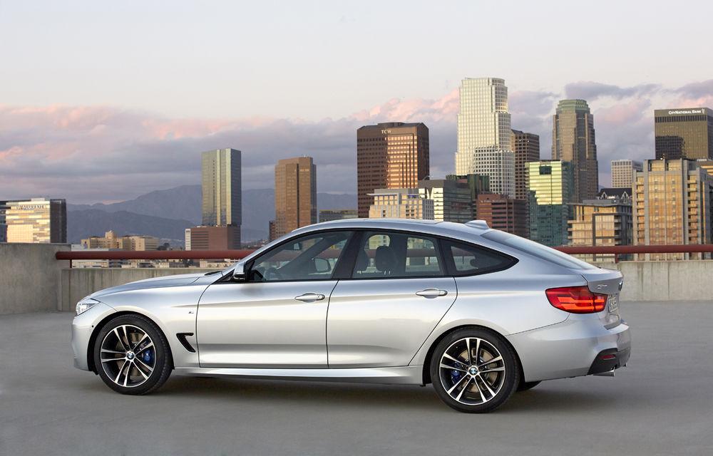 BMW Seria 3 Gran Turismo, imagini şi informaţii oficiale - Poza 47