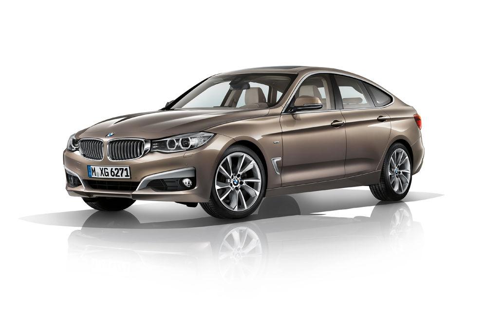 BMW Seria 3 Gran Turismo, imagini şi informaţii oficiale - Poza 5