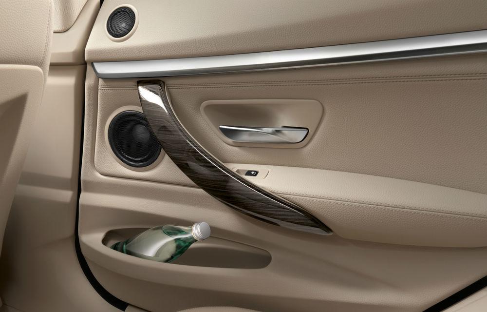 BMW Seria 3 Gran Turismo, imagini şi informaţii oficiale - Poza 23