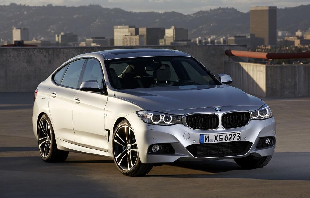 BMW Seria 3 Gran Turismo, imagini şi informaţii oficiale - Poza 45