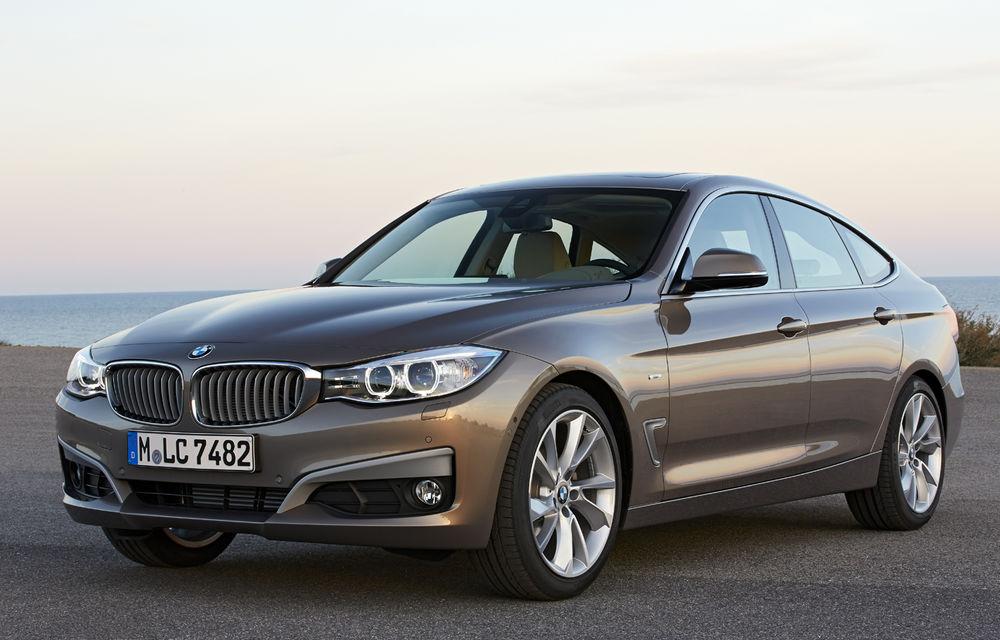 BMW Seria 3 Gran Turismo, imagini şi informaţii oficiale - Poza 35