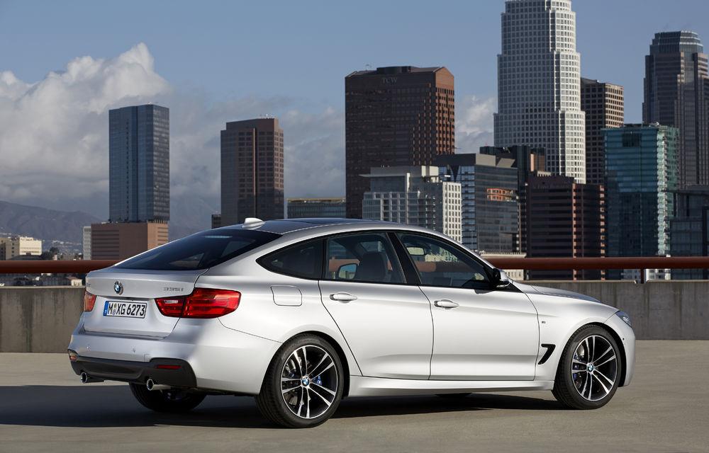 BMW Seria 3 Gran Turismo, imagini şi informaţii oficiale - Poza 40