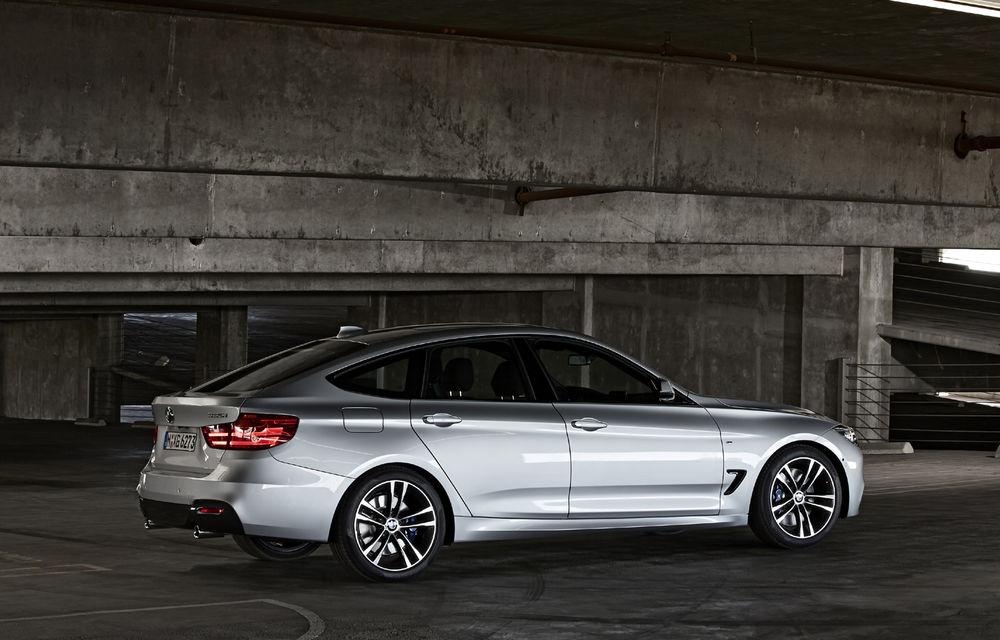BMW Seria 3 Gran Turismo, imagini şi informaţii oficiale - Poza 44