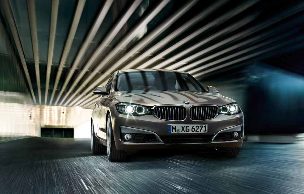 BMW Seria 3 Gran Turismo, imagini şi informaţii oficiale - Poza 38