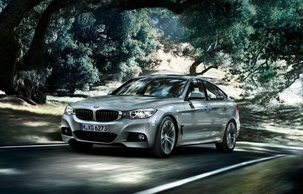 BMW Seria 3 Gran Turismo, imagini şi informaţii oficiale - Poza 10