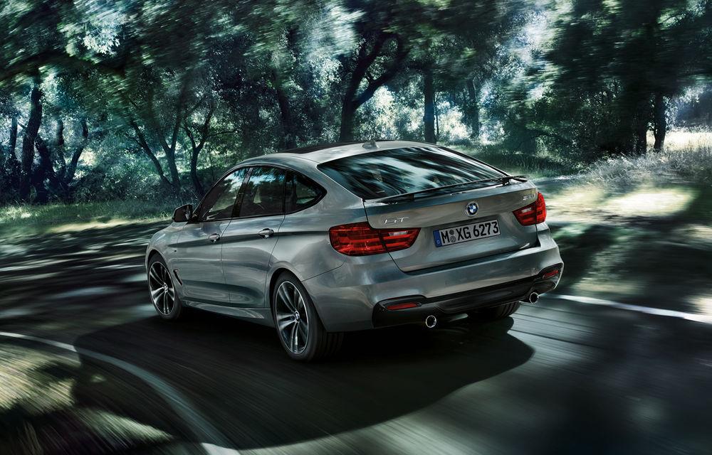BMW Seria 3 Gran Turismo, imagini şi informaţii oficiale - Poza 11