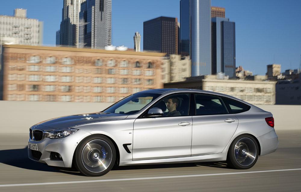BMW Seria 3 Gran Turismo, imagini şi informaţii oficiale - Poza 25