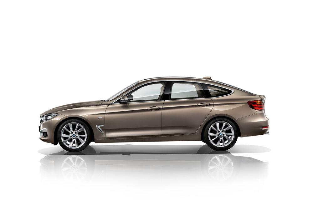 BMW Seria 3 Gran Turismo, imagini şi informaţii oficiale - Poza 7
