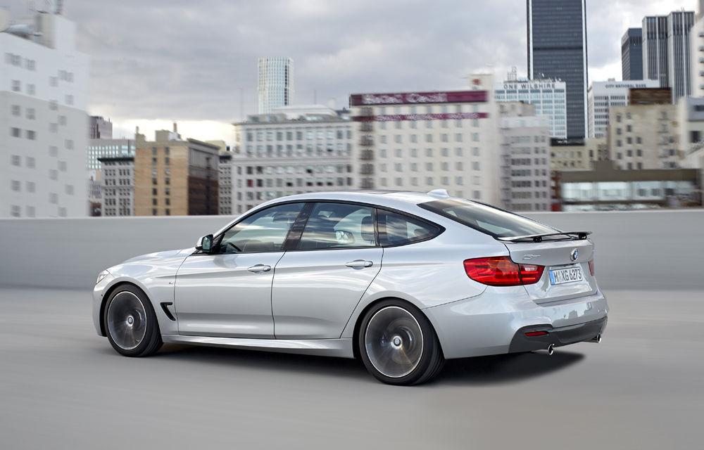 BMW Seria 3 Gran Turismo, imagini şi informaţii oficiale - Poza 31