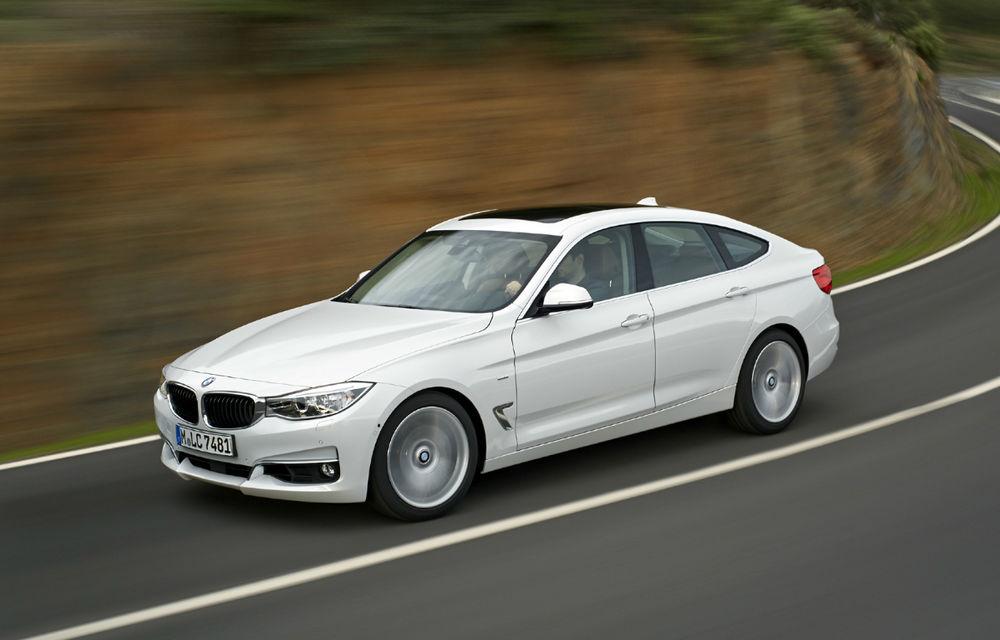 BMW Seria 3 Gran Turismo, imagini şi informaţii oficiale - Poza 1