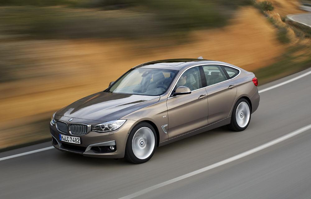 BMW Seria 3 Gran Turismo, imagini şi informaţii oficiale - Poza 8
