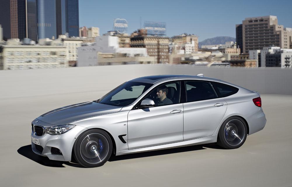 BMW Seria 3 Gran Turismo, imagini şi informaţii oficiale - Poza 27