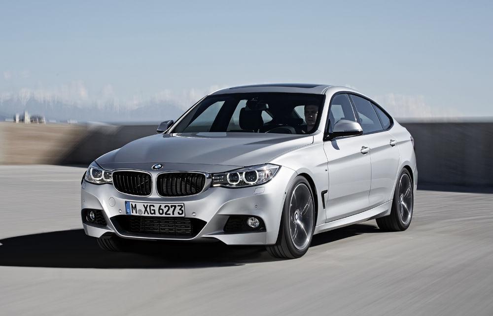 BMW Seria 3 Gran Turismo, imagini şi informaţii oficiale - Poza 30