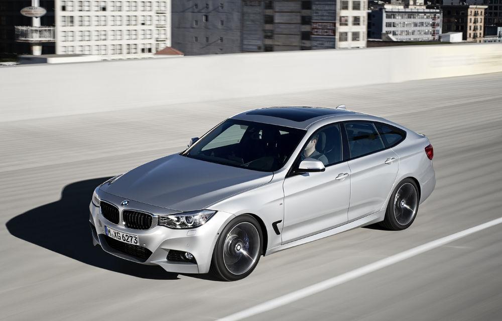 BMW Seria 3 Gran Turismo, imagini şi informaţii oficiale - Poza 26