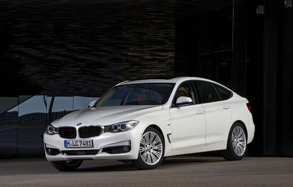 BMW Seria 3 Gran Turismo, imagini şi informaţii oficiale - Poza 2