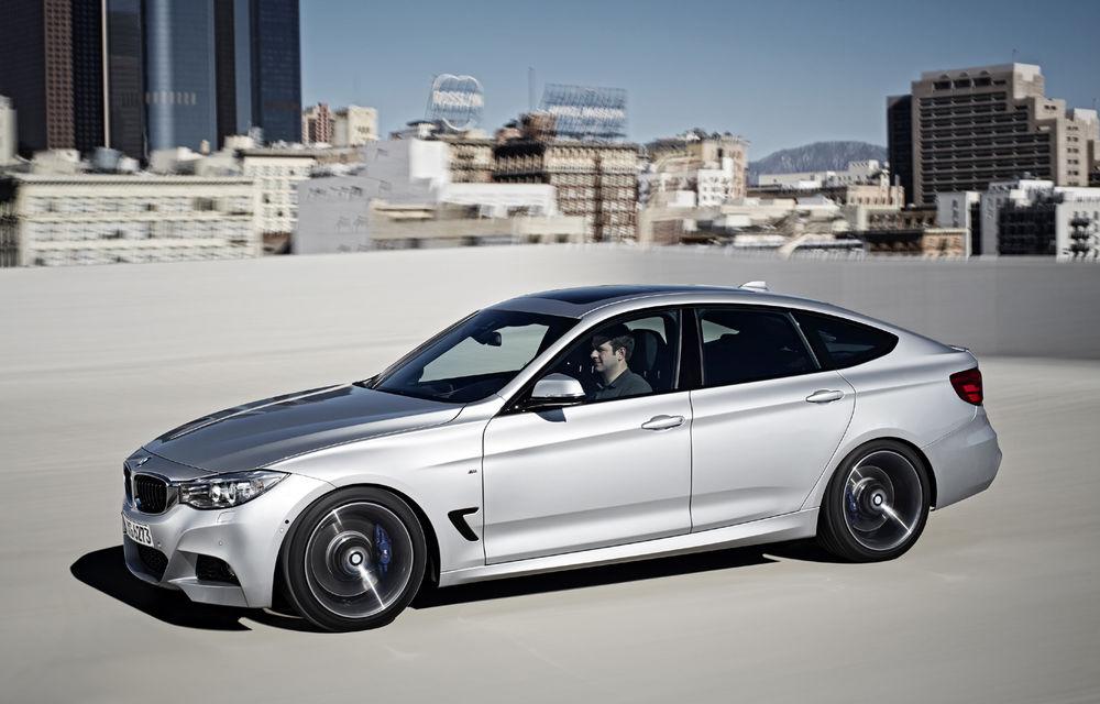 BMW Seria 3 Gran Turismo, imagini şi informaţii oficiale - Poza 28