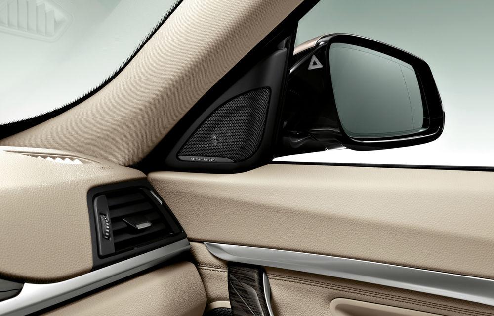 BMW Seria 3 Gran Turismo, imagini şi informaţii oficiale - Poza 17