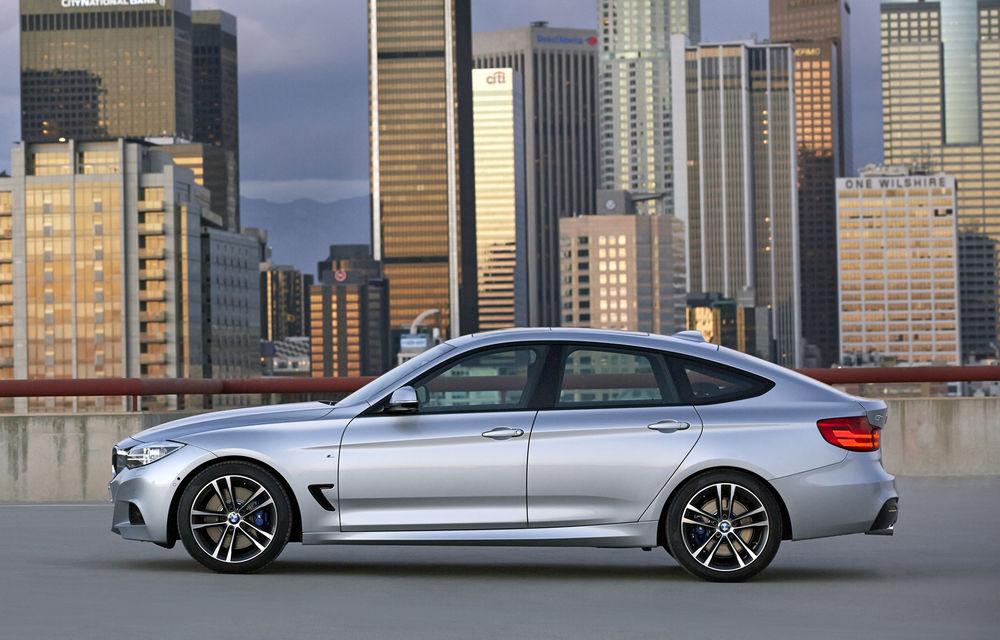 BMW Seria 3 Gran Turismo, imagini şi informaţii oficiale - Poza 49