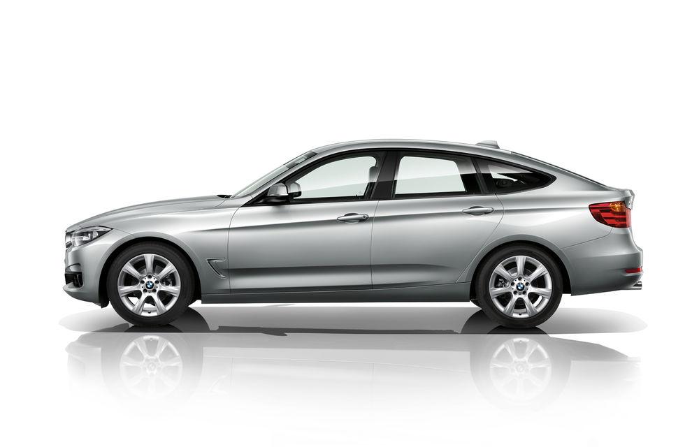 BMW Seria 3 Gran Turismo, imagini şi informaţii oficiale - Poza 50