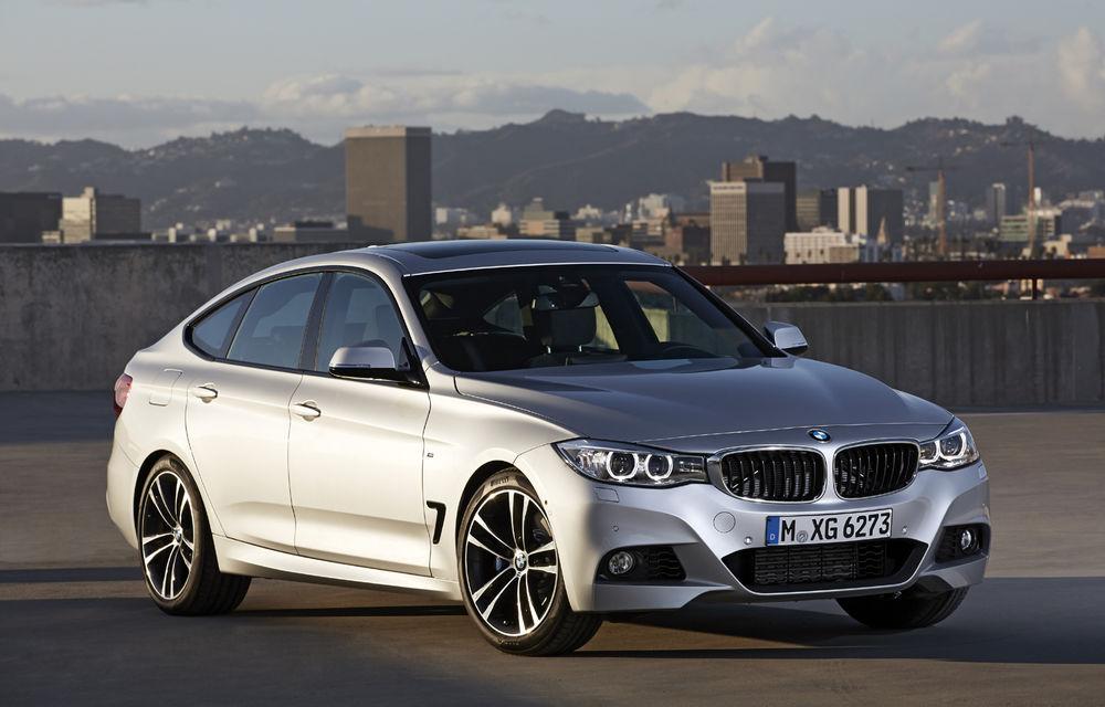 BMW Seria 3 Gran Turismo, imagini şi informaţii oficiale - Poza 46