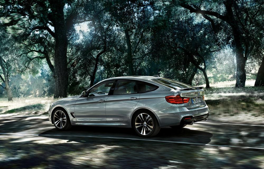 BMW Seria 3 Gran Turismo, imagini şi informaţii oficiale - Poza 9