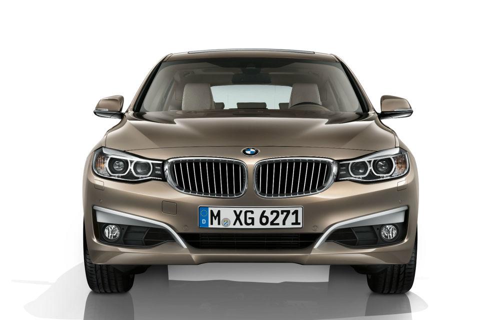 BMW Seria 3 Gran Turismo, imagini şi informaţii oficiale - Poza 4