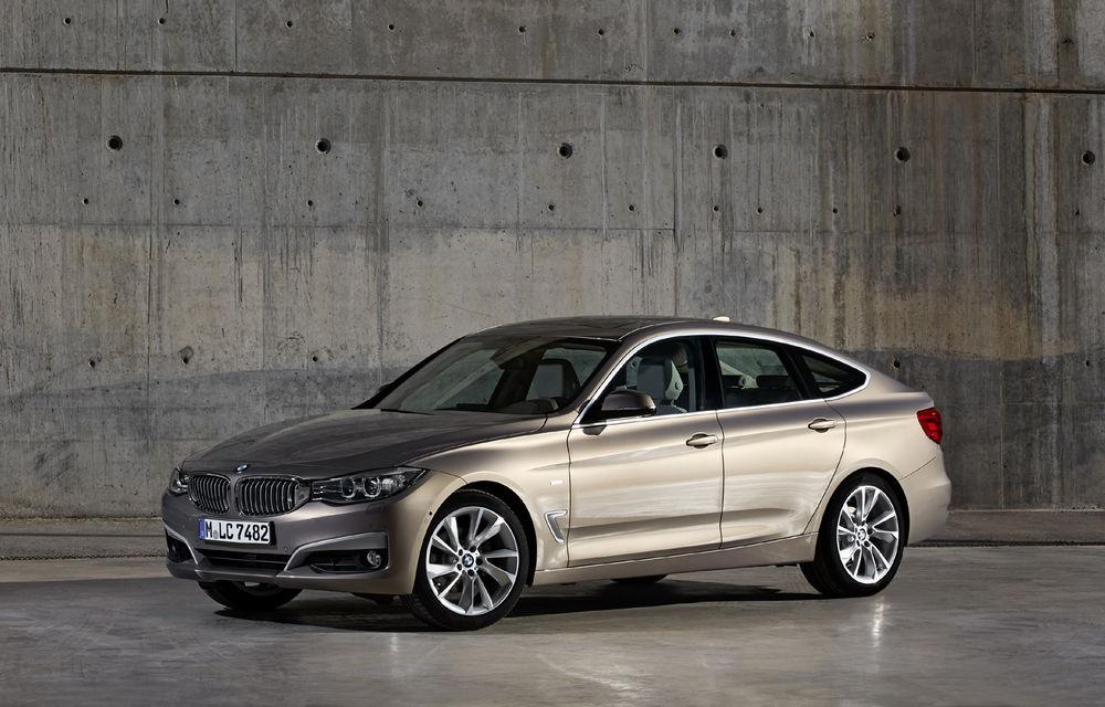 BMW Seria 3 Gran Turismo, imagini şi informaţii oficiale - Poza 33