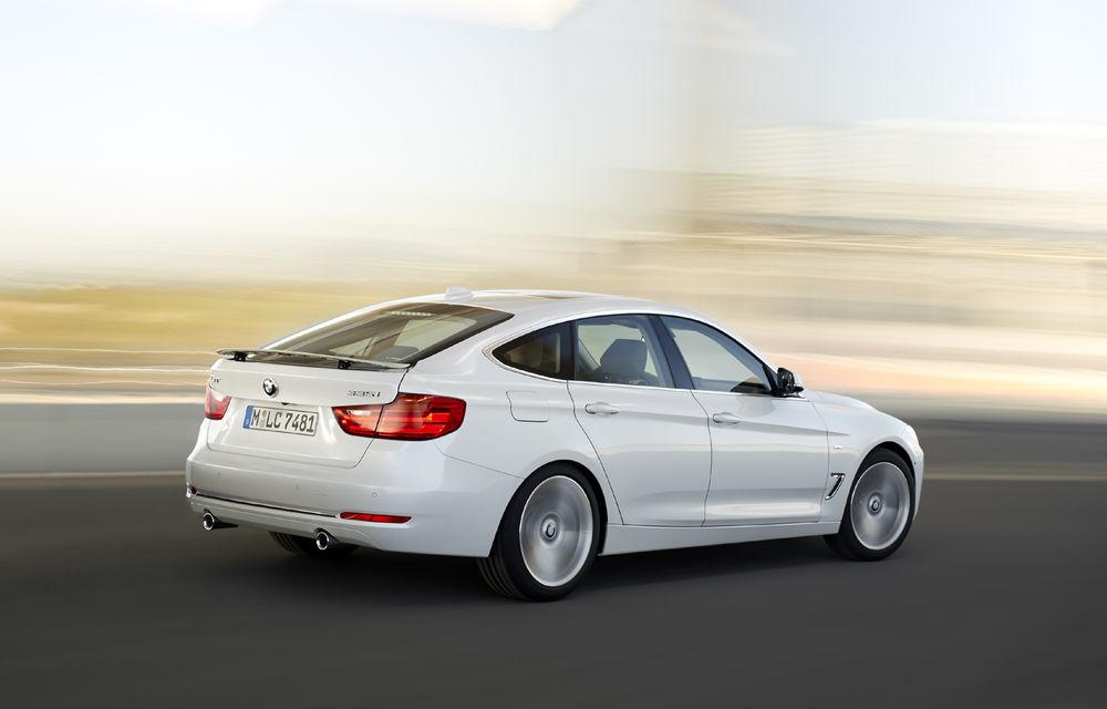 BMW Seria 3 Gran Turismo, imagini şi informaţii oficiale - Poza 3